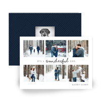 Wonderful Life: 10pk Holiday Cards