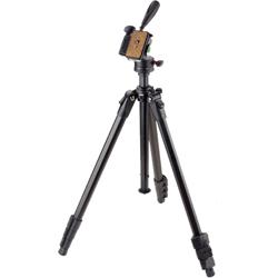 Optex-Trépied Premium TP160 avec Rotule Panoramique Professionnelle 3-Way-Trépieds & Monopieds