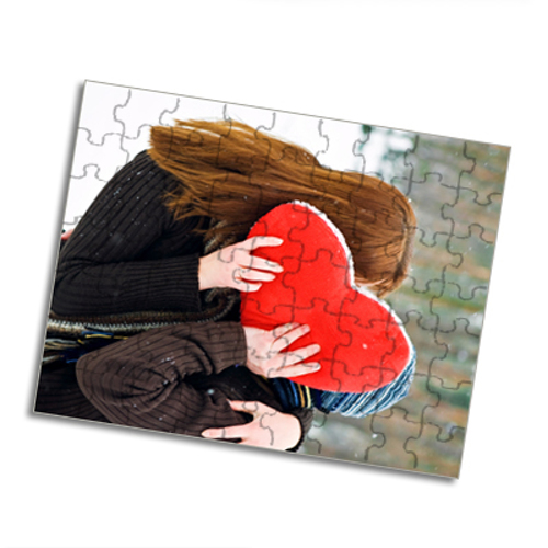 "63 Piece, 10.5"" x 13.5"" Puzzle Horizontal"