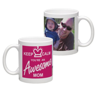 11 oz Ceramic Mug (Mom B)
