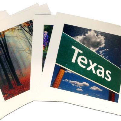 Custom Square Prints
