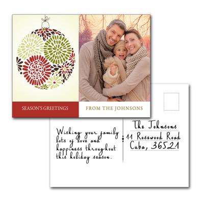 Post Card - H E4