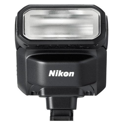 Nikon-1 SB-N7 Speedlight - Black-Flashes and Speedlights