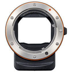Sony-LA-EA3 35mm Full-frame A-mount Adapter-Lens Converters & Adapters