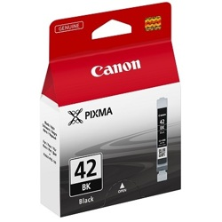 Canon-CLI-42BK - Black Ink Cartridge-Ink Cartridges