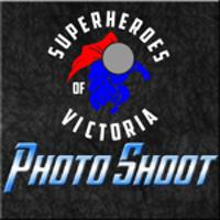 Super Heroes Photo Shoots