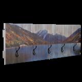 12x36 Rustic Wall Hook Rack