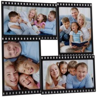 Filmstrip Frame 4 - Collage
