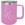 Tasse à café 15 oz violet pâle LCM108