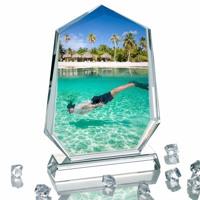 Iceberg Photo Crystal