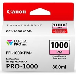 Canon-PFI-1000 Photo Magenta Ink Tank-Ink Cartridges