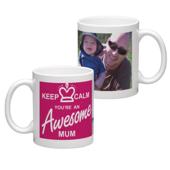 Standard Mug - Full Wrap (Mum Mug B)
