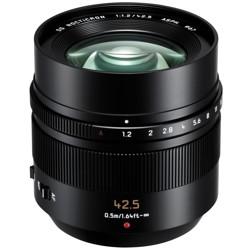 Panasonic-Lumix G Leica DG Nocticron 42.5mm F1.2 - Black-Lenses - SLR & Compact System