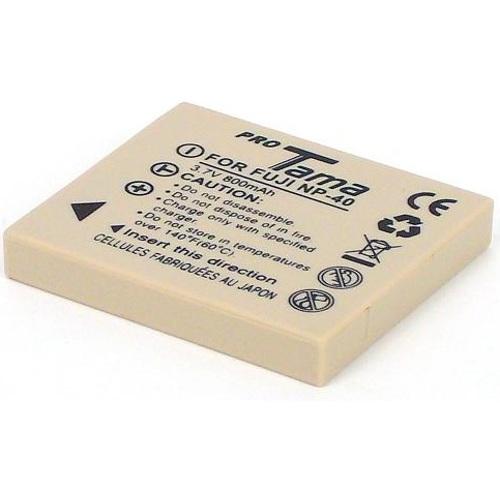 ProTama-PT-NP40F/DL18 Battery Pack-Bloc-piles & Adaptateurs
