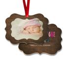 Wood Ornament (PG-835)