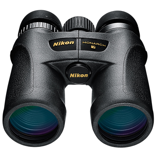 Nikon-Monarch 7 - 8x42 - ATB Black #7548-Binoculars and Scopes