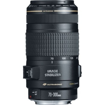 Canon-EF 70-300mm F/4-5.6 IS USM-Lenses - SLR & Compact System