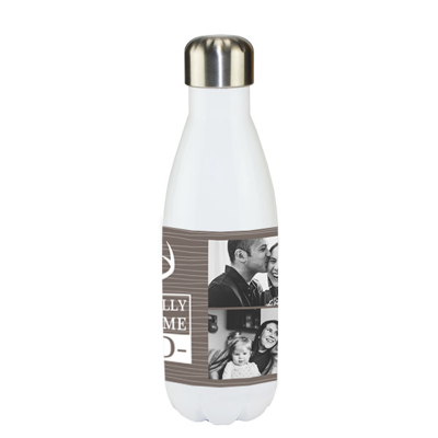 PG Tapered Water Bottle - Dad (2 photos)