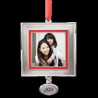 Charm Ornament - Joy