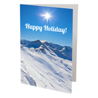 (96 PACK) 5x7 Folded Card - Vertical