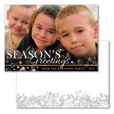Season's Greetings Stars - H