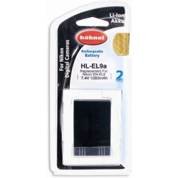 Hähnel-HL-EL9a Remplacement de Batterie Nikon EN-EL9-Bloc-piles & Adaptateurs