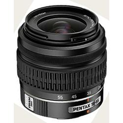 Pentax-SMC DA L 18-55mm F3.5-5.6 - Black-Objectifs pour réflexes et systèmes compacts