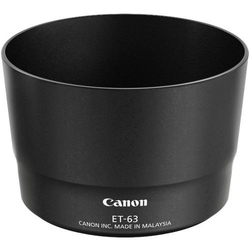 Canon-ET-63 Lens Hood-Miscellaneous Camera Accessories