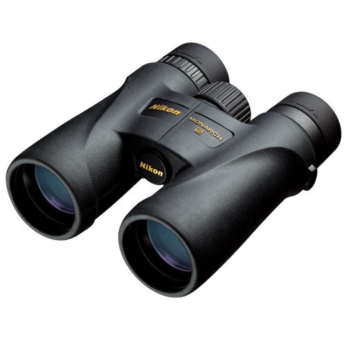 Nikon-Monarch 5 - 12x42 - Black #7578-Binoculars and Scopes