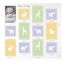 Malden 4649-12 Baby Collage Frame
