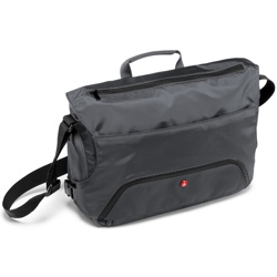 Manfrotto-Advanced Befree Messenger Grey #MB MA-M-GY-Sacs et Étuis