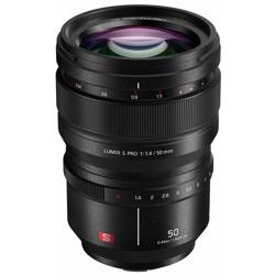 Panasonic-LUMIX S PRO 50mm F1.4-Lenses - SLR & Compact System