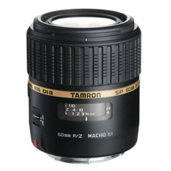 Tamron-SP AF 60mm F2 Di II LD IF 1:1 Macro Lens for Sony-Lenses - SLR & Compact System
