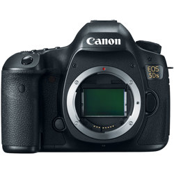 Canon-EOS 5Ds - Body Only - Black-Digital Cameras