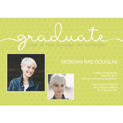Grad Card (16-011-5x7)