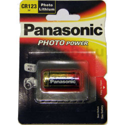 Panasonic-CR123-Batteries