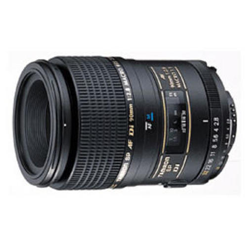Tamron-SP AF 90mm F/2.8 Di Macro for Nikon-Lenses - SLR & Compact System