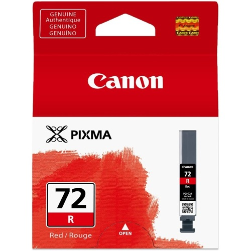 Canon-PGI-72R - Red Ink Cartridge-Ink Cartridges