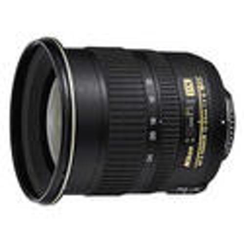 Nikon-AF-S 12-24mm DX Zoom-NIKKOR F4G IF-ED-Lenses - SLR & Compact System