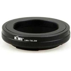 Kiwi Fotos-Camera Mount Adapter - T-Mount to Sony Alpha and Minolta Maxxum-Lens Converters & Adapters