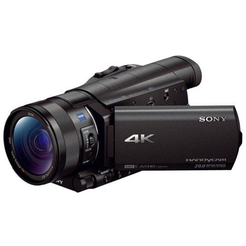 Sony-FDR-AX100 4K Expert Handycam-Video Cameras