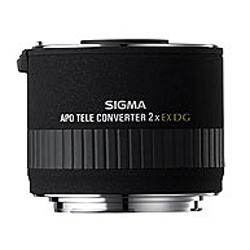 Sigma-télé-convertisseur 2x EX DG pour Nikon-Convertisseurs et Adaptateurs d'Objectifs