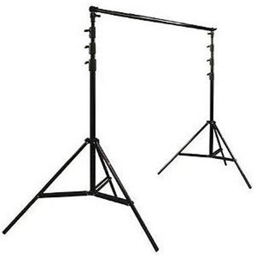 ProMaster-Telescoping Background Stand Set #9811-Light Stands & Accessories