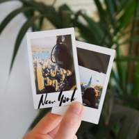 Instax Style Prints