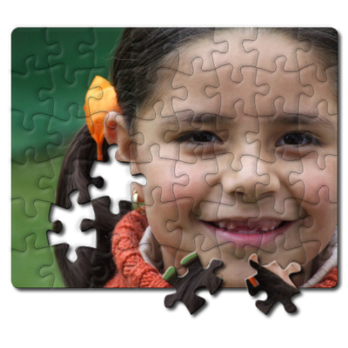 30 Piece Horizontal Wooden Puzzle