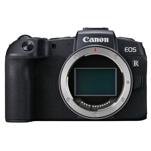 Canon-EOS RP Mirrorless Camera - Body Only-Digital Cameras