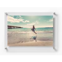 16x20 Print w/ 19x23 Acrylic Float Frame
