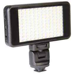 ProMaster-LED-120SS Super Slim Rechargeable LED Ligh - Daylightt #8289-Video Camera Accessories