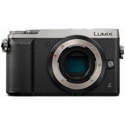 Panasonic-Lumix DMC-GX85 4K Mirrorless Camera - Body Only-Digital Cameras