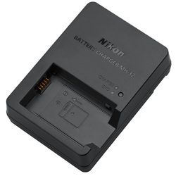 Nikon-MH-32 Battery Charger-Battery Chargers